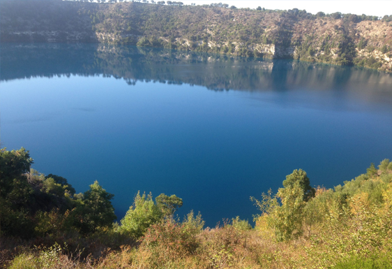 Mt gambier tour